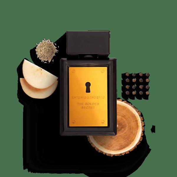 Golden Secret - Antonio Banderas