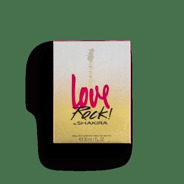Love Rock - Shakira