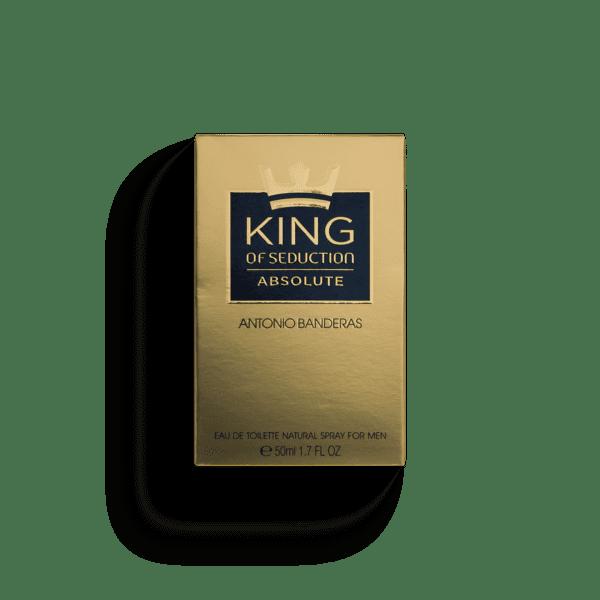 King Of Seduction Absolute - Antonio Banderas