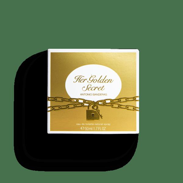 Her Golden Secret - Antonio Banderas