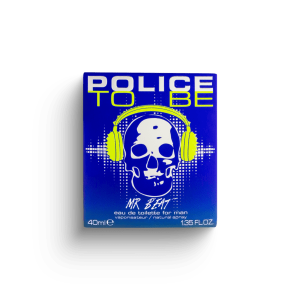 To Be Mr Beat - Police