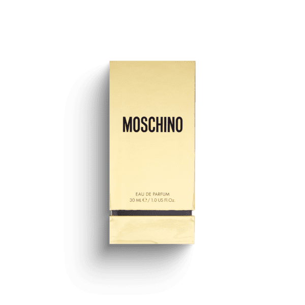 Gold Fresh Couture - Moschino