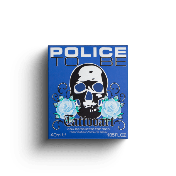 To Be Tattooart - Police