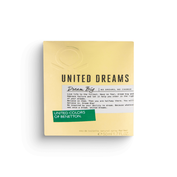 Dream Big - Benetton