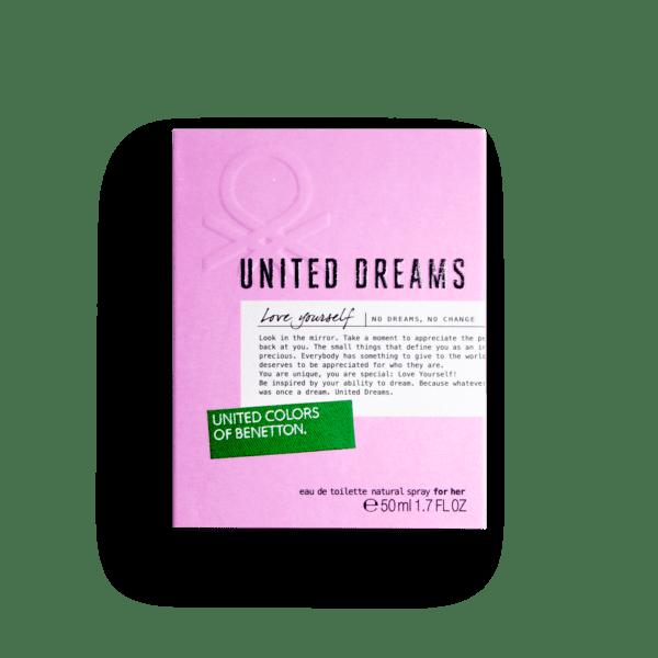 Dreams Love Yourself - Benetton