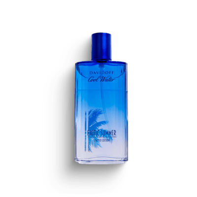 Cool Water Exotic Summer - Davidoff
