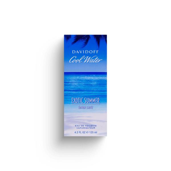 Cool Water Exotic Summer - Davidoff