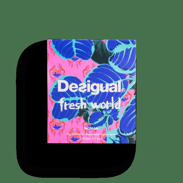 Fresh World - Desigual