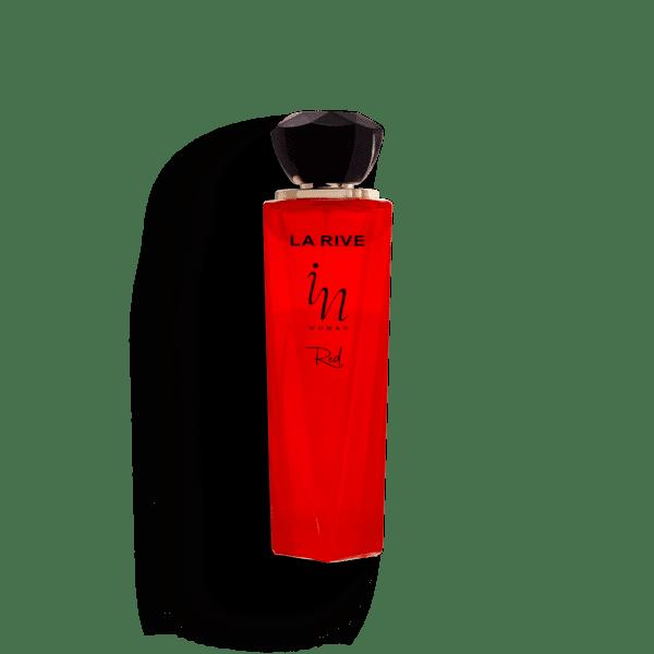 In Woman Red - La Rive