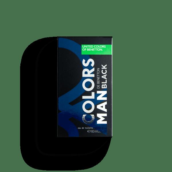 Colors Man Black - Benetton