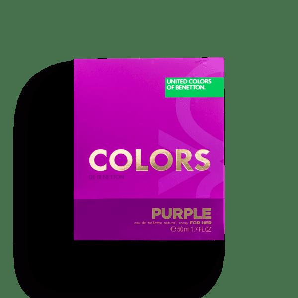 Colors Purple - Benetton