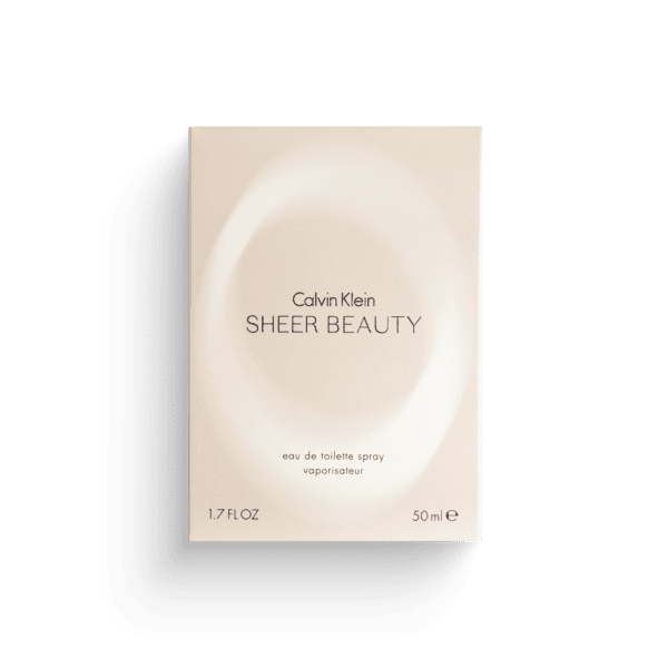 Sheer Beauty - Calvin Klein