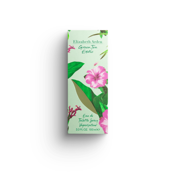 Green Tea Exotic - Elizabeth Arden